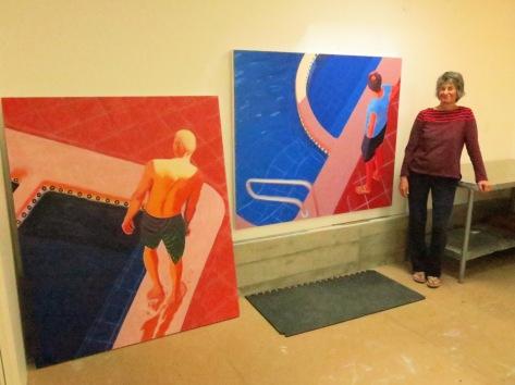 Victoria, BC, Artist, Residency, Art Residency, Bonnie McComb Kreye